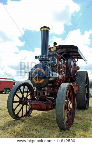 Dreadnought Steam Traction Engine