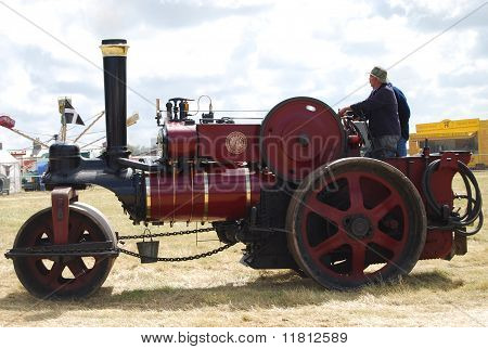 Marshall Steam Traction Engine