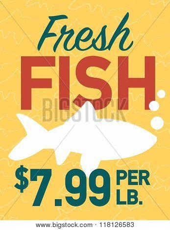 Seafood Sale
