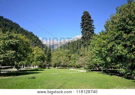 Park View Stalin's Dacha On The Shores Of Lake Riza, Abkhazia