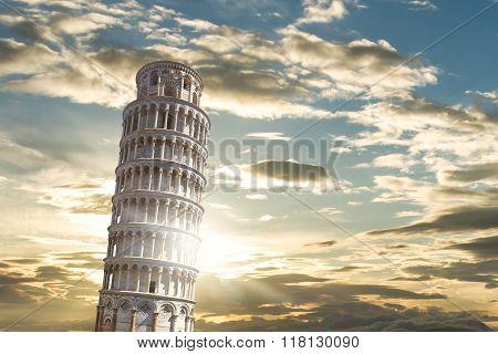 Pisa Tower View