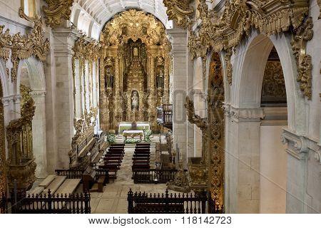 Tibaes Monastery Of Sao Martinho