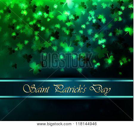 Illustration of saint Patricks day