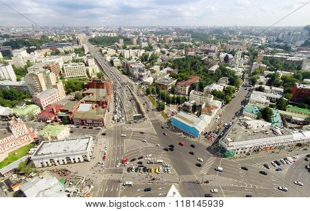 Taganskaya Intersection
