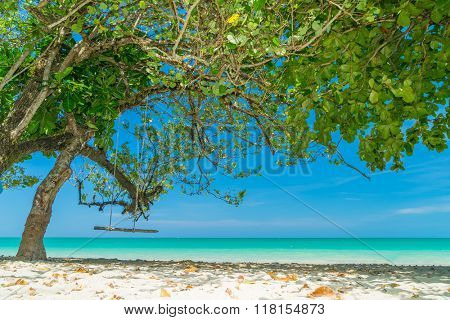 Tropical landscape of Similan islands, Khao Lak Thailand