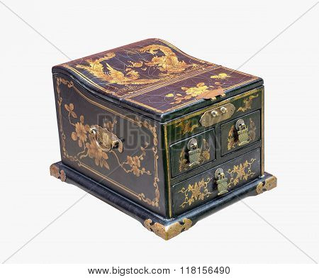 Old Chinese Casket