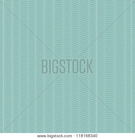 Abstract seamless waves pattern