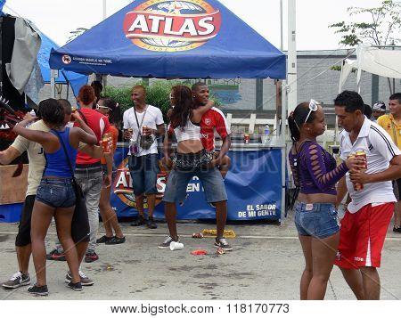 Fun Carnival Celebrations