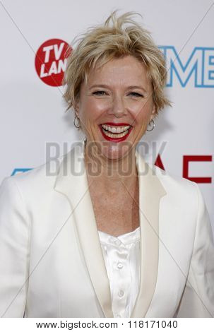 Annette Bening at the 37th Annual AFI LIfetime Achievement Awards held at the Sony Pictures Studios, California, United States on June 11, 2009.