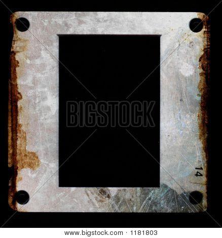Grunge Photo Frame