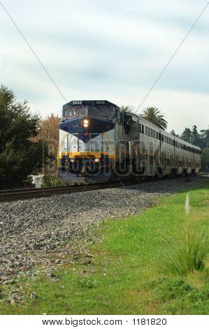 Train Coming At Ya