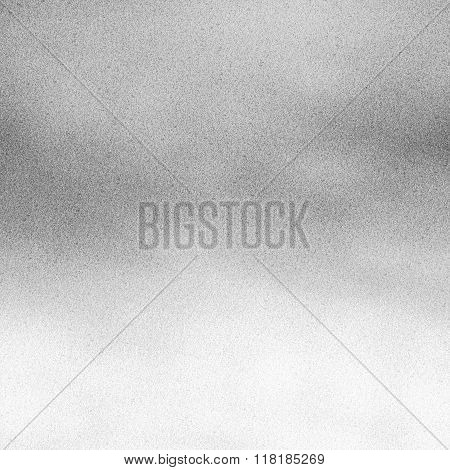 Grainy Grey and White Abstract Background