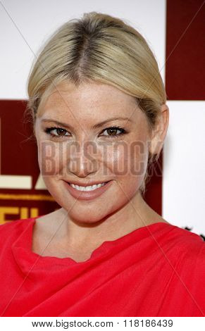 Ari Graynor at the 2012 Los Angeles Film Festival premiere of