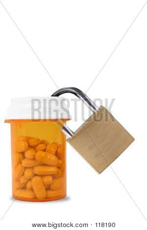 Locked Drugs