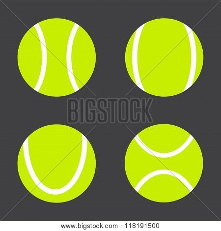 Tennis Ball Set