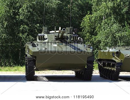 Airborne Combat Vehicle
