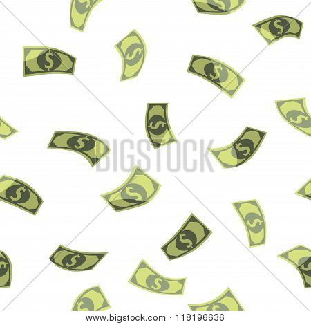 dollars background seamless texture