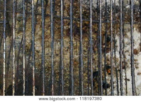 Dirty Grill texture