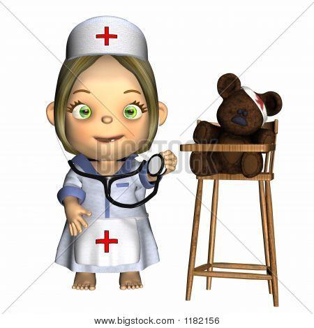 Baby - Nurse