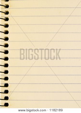 Spiral Bound Notepad