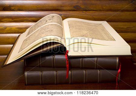 Three Big Books