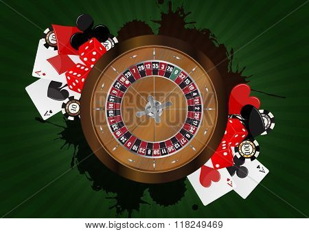 French Roulette Casino