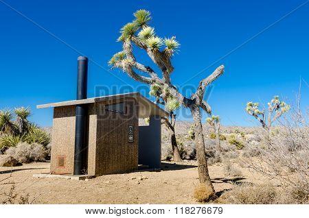 Desert Privy