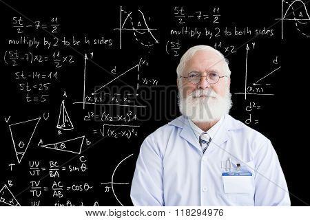 Senior mathematician