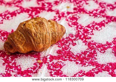 Croissant, One Big, Delicious Croissant