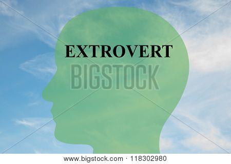 Extrovert Concept