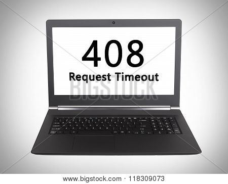 Http Status Code - 408, Request Timeout