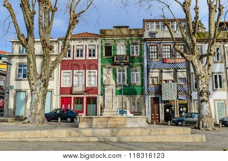 old district of Porto
