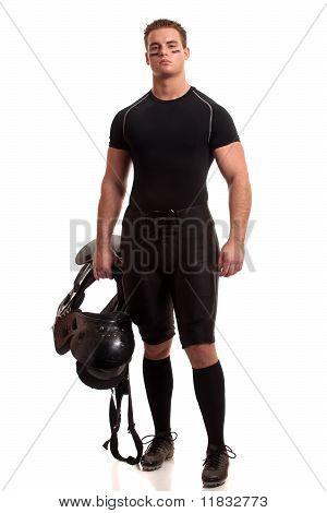 Football-Spieler