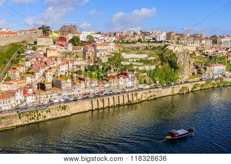 Portugal Old Town Skyline