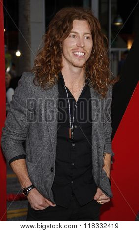 Shaun White at the Los Angeles premiere of 'The Hangover Part II' held at the Grauman's Chinese Theatre in Hollywood, USA on May 19, 2011.