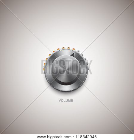 Vector Volume Control