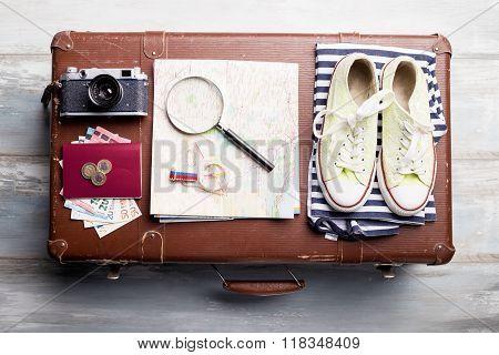 Traveling kit