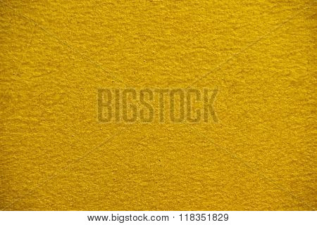 Golden Yellow Pearl Painted Surface