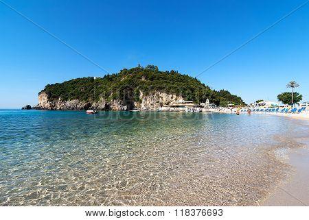 Paleokastritsa , Greece
