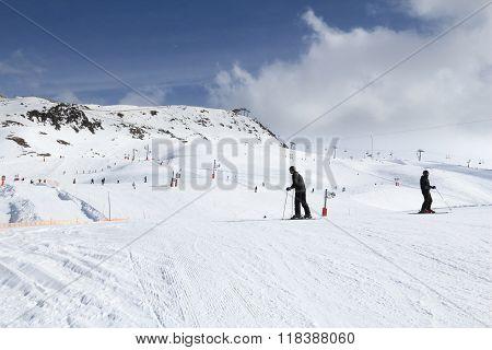 Ski Resort France