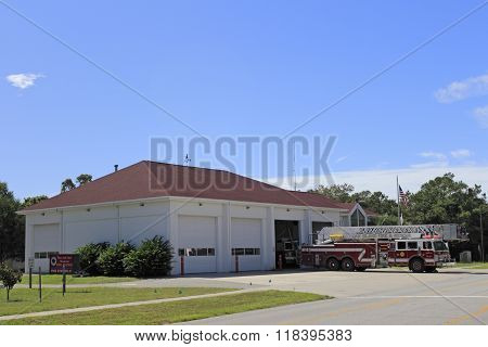 Oak Island Fire And Rescue