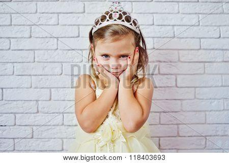 Sweet Princess Girl