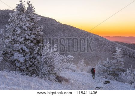 Winter In The Blue Ridge Mountains 5