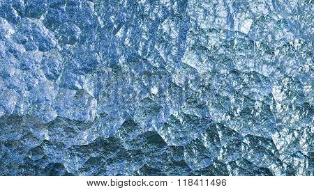 Blue Raw Texture