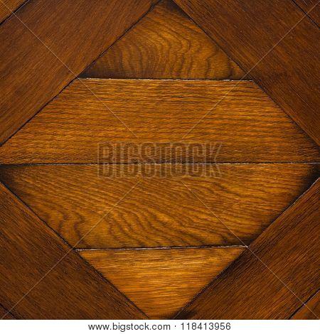 Wooden floor. Texture, pattern
