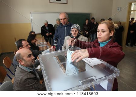 Turkish local Elections
