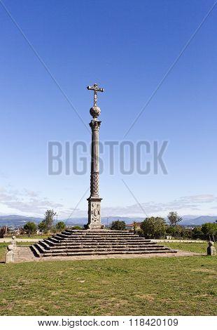 Tibaes Stone Cross