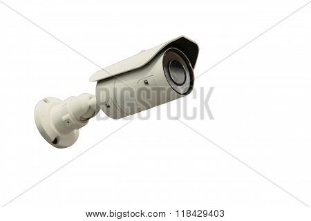 CCTV camera ensures reliable protection of property