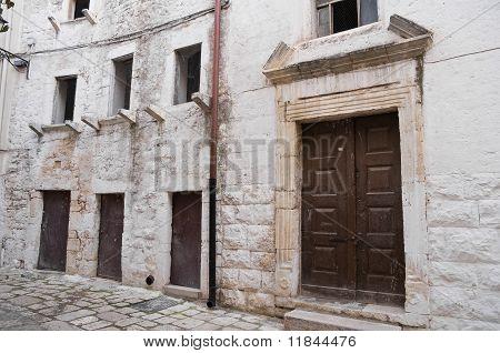 Purgatory Church. Rutigliano. Apulia.