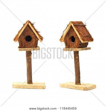 Bird House Nest Box